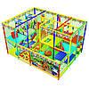 """Аттракцион детский игровой центр лабиринт """"Робокар"""", 3х4 клетки"""