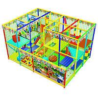 """Аттракцион детский игровой центр лабиринт """"Робокар"""", 3х4 клетки, фото 1"""