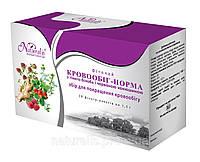 Фиточай Кровообращение-норма с гинкго билоба и красной клевером 20пак