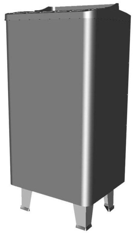 Электрокаменка EOS Thermo-Tec S 7,5 кВт антрацит