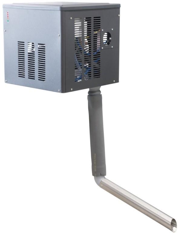 Ледогенератор EOS E-Cool Wall B (выход льда снизу)