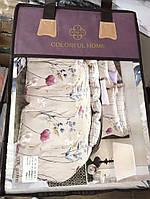 Постельное белье сатин полуторка 150-180