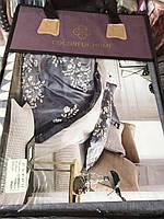Постельное белье сатин евро 200-220