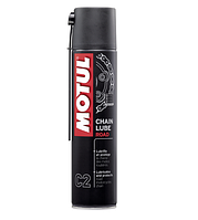 Смазка для цепи Motul C2 Chain Lube Road 400мл