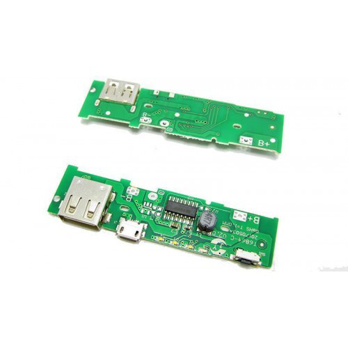 Плата Power Bank Xiaomi 18650 1*USB 5V 1.2A