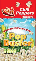 Попкорн для микроволновой печи с чилийским перцем Pop Buster