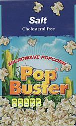 Попкорн для микроволновой печи с Солью Pop Buster