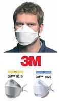Респираторы 3M™  9310 и 9320, повышенного комфорта , фото 1