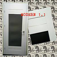"Двери Verto Модерн 1.1 в цвете Белый ""Резист"""
