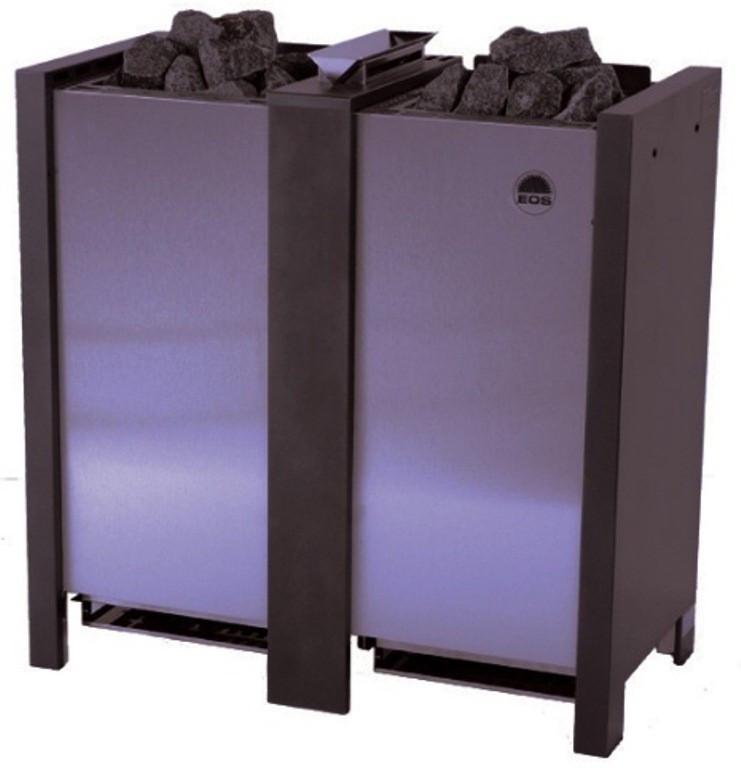 Электрокаменка EOS Herkules XL S50 12 кВт антрацит