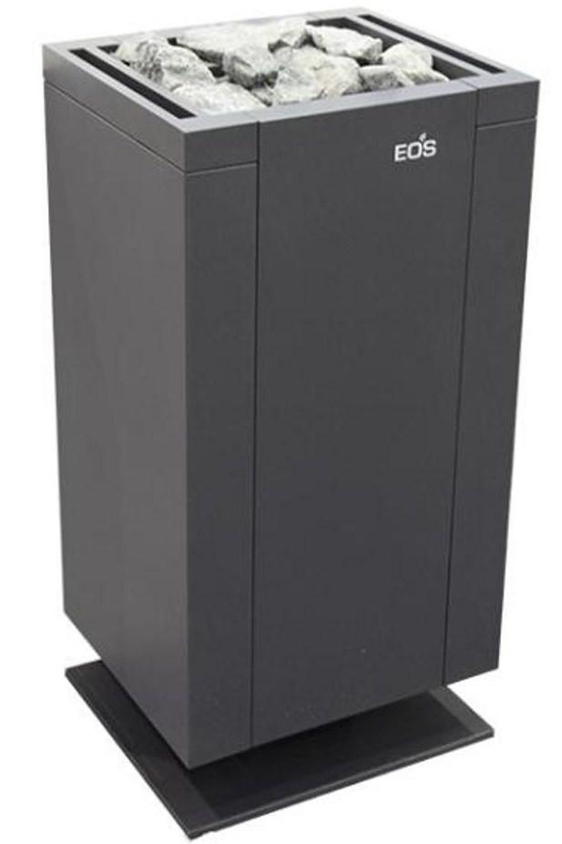 Электрокаменка EOS Mythos S35 9 кВт антрацит