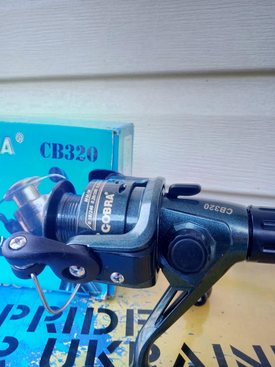 Катушка COBRA CB320