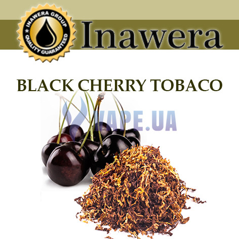 Ароматизатор INAWERA Black Cherry Tobaco (Вишневый табак)