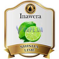 Ароматизатор INAWERA SHISHA Lime (Лайм), 5 мл.