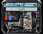 Обзор генераторов ТМ Könner&Söhnen (Германия)