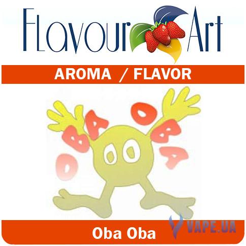 Ароматизатор FlavourArt Oba Oba (Детская фруктовая конфетка)