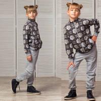 Спортивный костюм для девочки Joiks 016-1CK (р. 122-158)