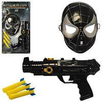 Набор супергероя 5182-3 (24шт) СП, пистолет 30см, маска, пули3шт, на листе, 52-28-6см (шт.)