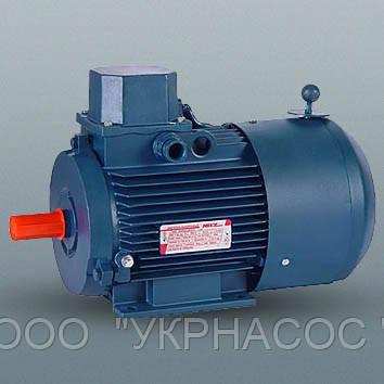 Электродвигатель АИР 80 В2 Е 2,2 кВт 3000 об