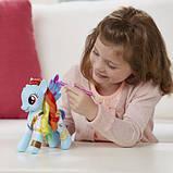 Интерактивная пони Радуга Рэинбоу Дэш пират My Little Pony Flip and Whirl Rainbow Dash Pony, фото 3