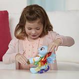 Интерактивная пони Радуга Рэинбоу Дэш пират My Little Pony Flip and Whirl Rainbow Dash Pony, фото 5