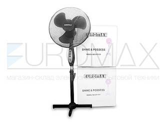 Вентилятор напольный EUROMAX мелкая сетка EM-809