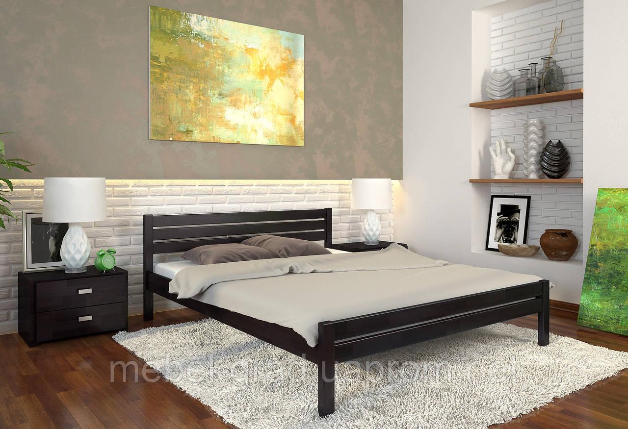 Кровать Arbordrev Роял (140*200) бук
