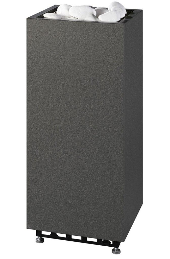 Электрокаменка Tulikivi Rae Black 10,5 кВт с электронной платой