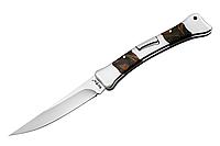 Складной нож Скарабей 2, крупный классический туристический нож изготовлен из стали 440С