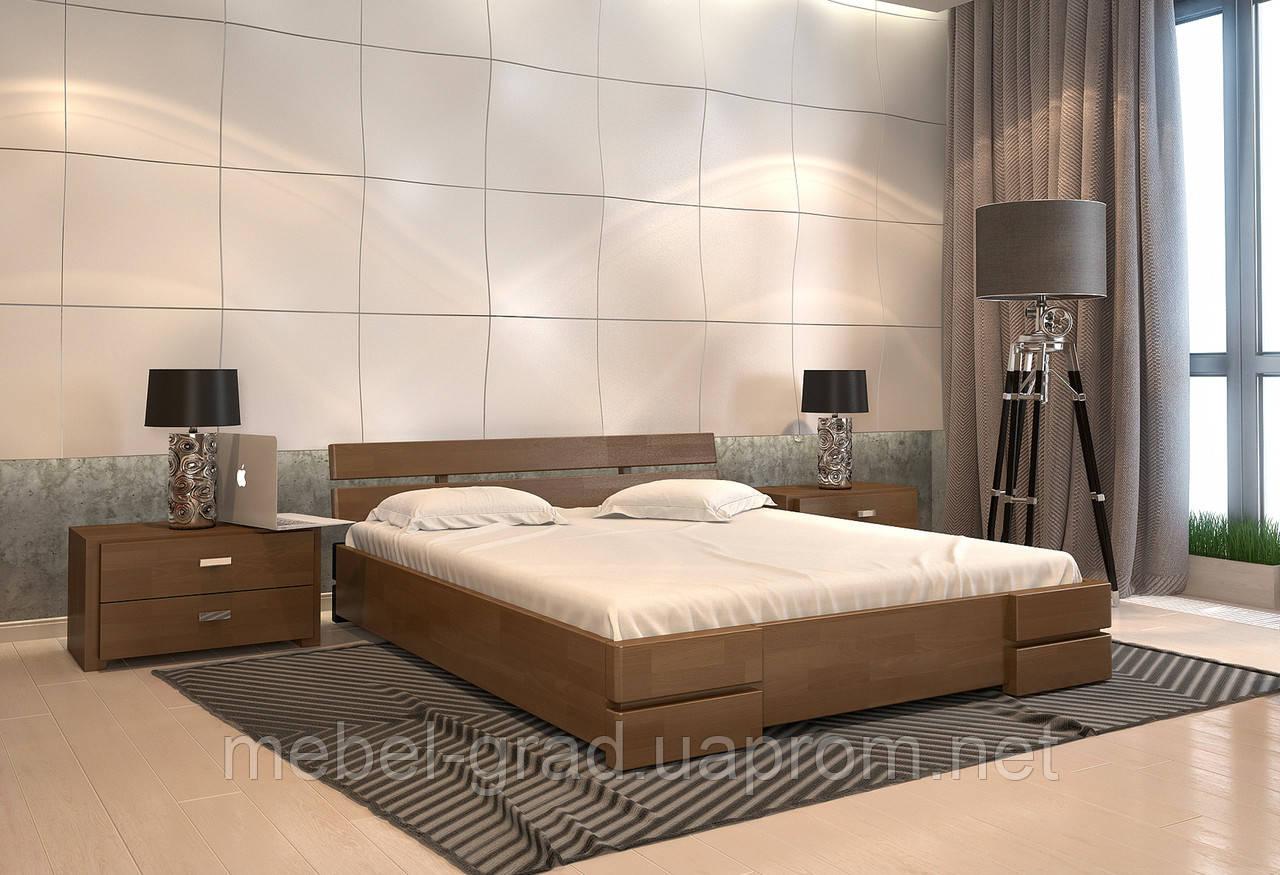 Кровать Arbordrev Дали (140*200) сосна