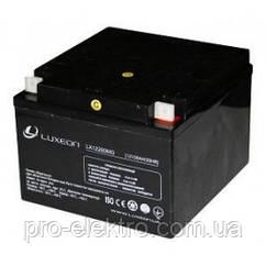Аккумуляторная батарея LUXEON  LX 12260MG