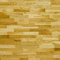 Паркетна дошка Karelia Focus Floor Дуб Libeccio High Gloss 3-полосна глянец