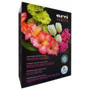 Комплексное удобрение Arvi fertis НПК 12-8-16+МЕ для цветов 1 кг