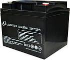 Аккумуляторная батарея LUXEON LX 12-40MG , фото 2