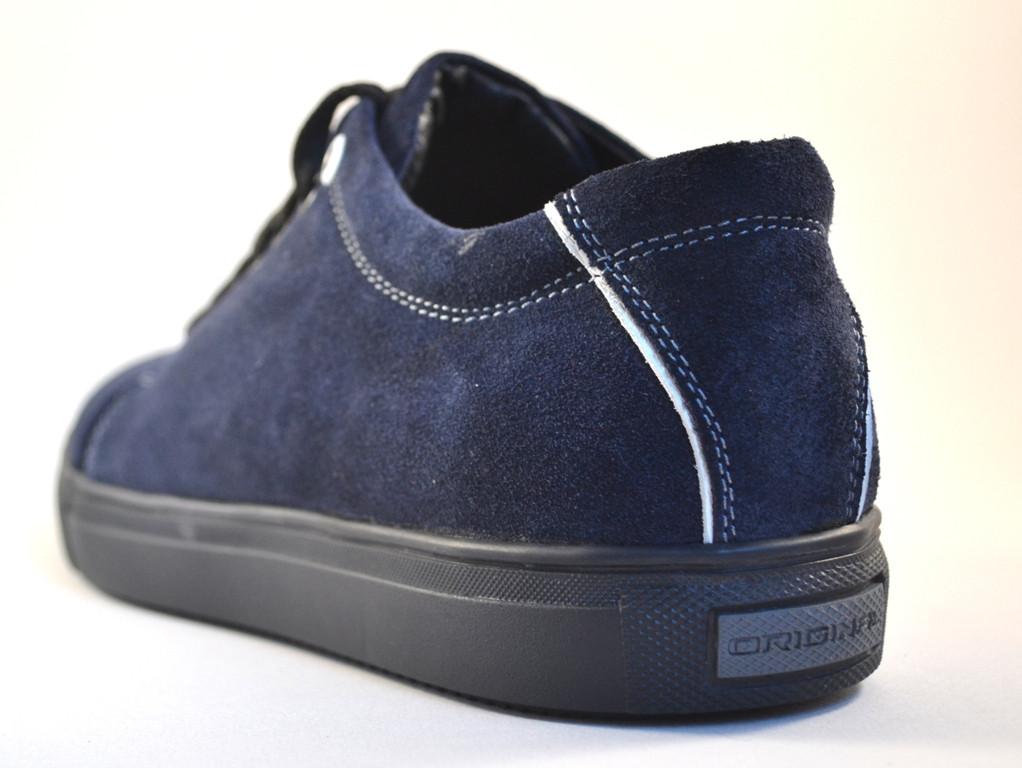 4f1a9b6d Замшевые кроссовки мужские кеды синие Rosso Avangard Gushe Blu Vel, цена 1  498 грн./пара, купить в Запорожье — Prom.ua (ID#736941607)