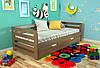 Детская кровать Arbordrev Немо (80*200) бук, фото 3
