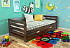 Детская кровать Arbordrev Немо (90*190) бук, фото 2