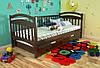 Детская кровать Arbordrev Алиса (90*190) сосна, фото 5