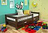 Детская кровать Arbordrev Альф (80*200) сосна, фото 5