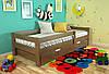 Детская кровать Arbordrev Альф (90*200) сосна, фото 4