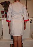 Медицинский халат 2189 (батист), фото 5