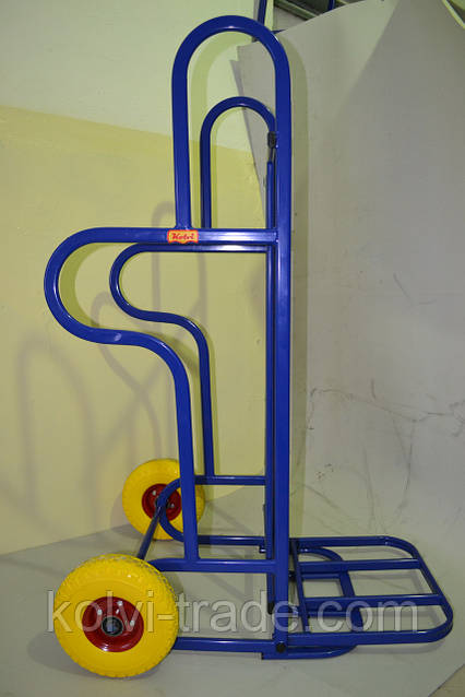 Ручная тележка для торговли Kolvi ТГН-200.250, фото 2