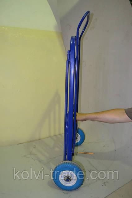 Ручная тележка Kolvi ТГC-100.200 двухколесная, фото 3