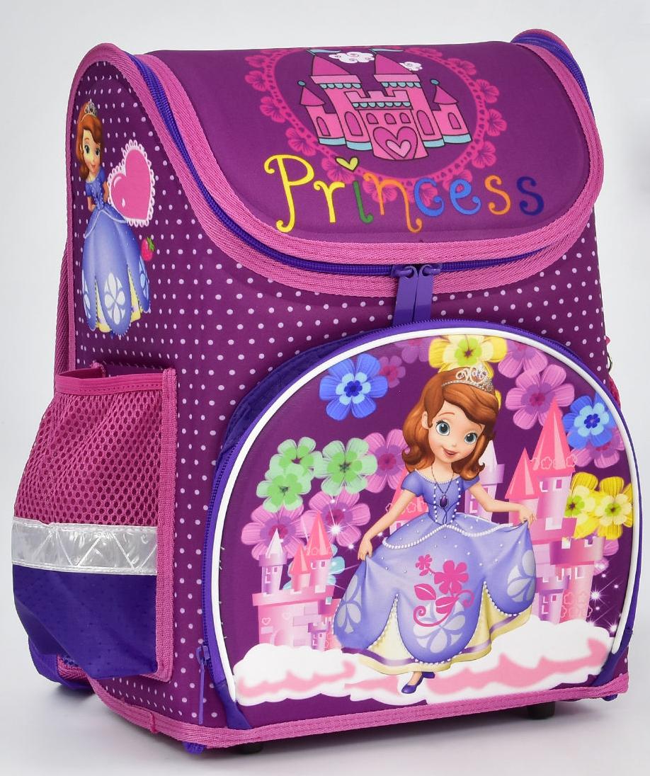 11d700a70bab Детский школьный рюкзак ортопедический 37х25х20см 3D