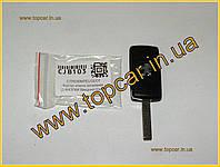Корпус ключа Peugeot Expert II  на 3 кноп  CJB103