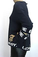 Жіночий светр реглан оверсайз Miss Dora, фото 3