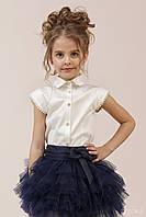Блузка для дівчинки 26-8013-1