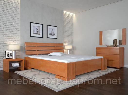 Кровать Arbordrev Домино без ПМ (140*200) бук
