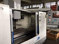 Вертикальный фрезерный обрабатывающий центр с ЧПУ MIKRON VCE 1000