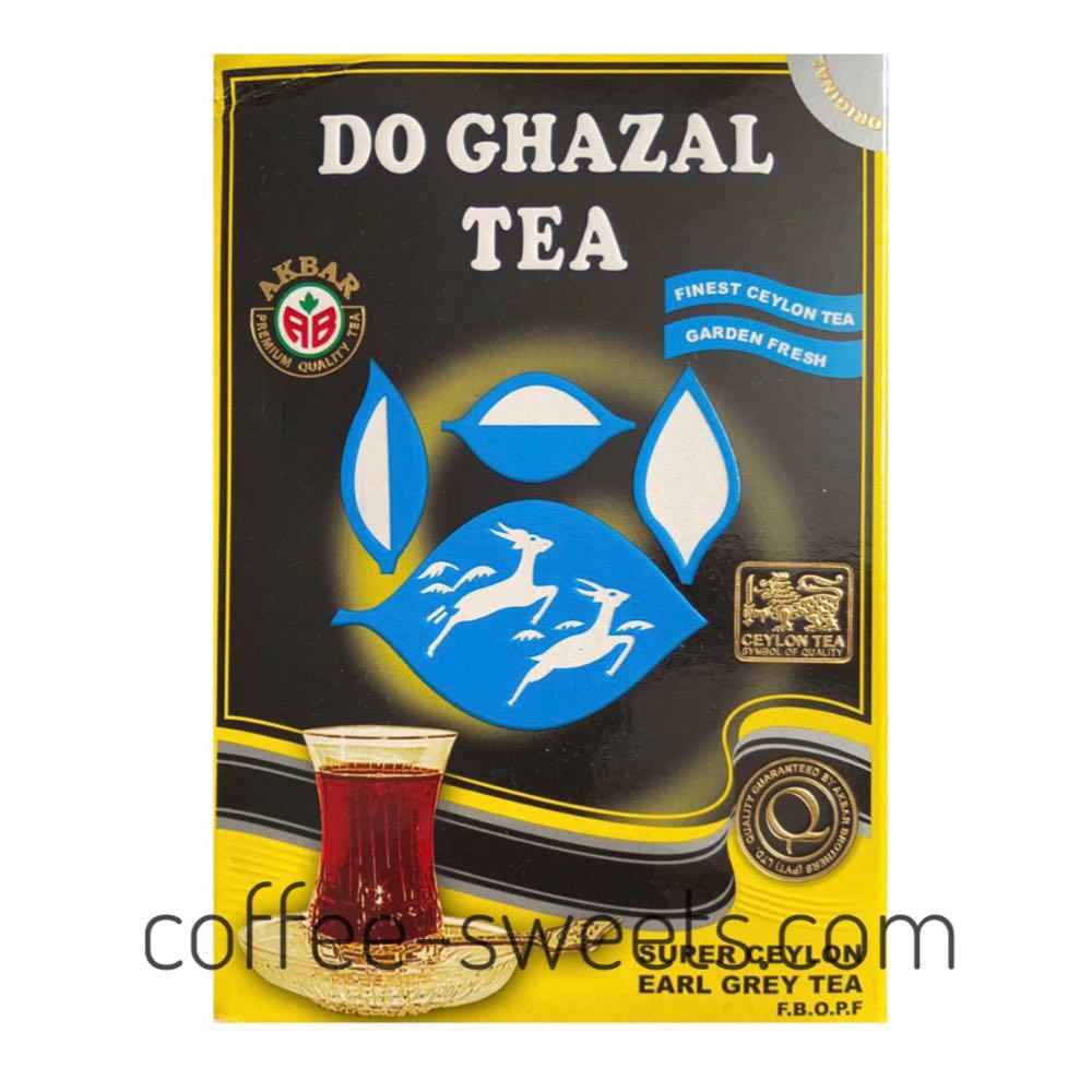 Чай чорний Do Ghazal Чай з бергамотом 500гр